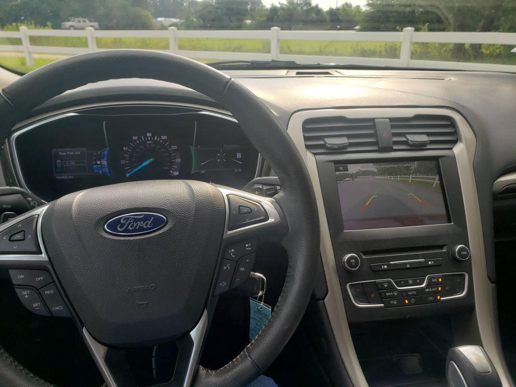 2016 Ford Fusion  photo