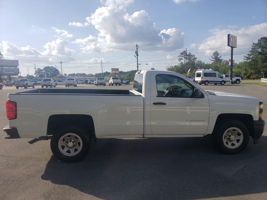 2014 Chevrolet Silverado 1500 Work Truck photo