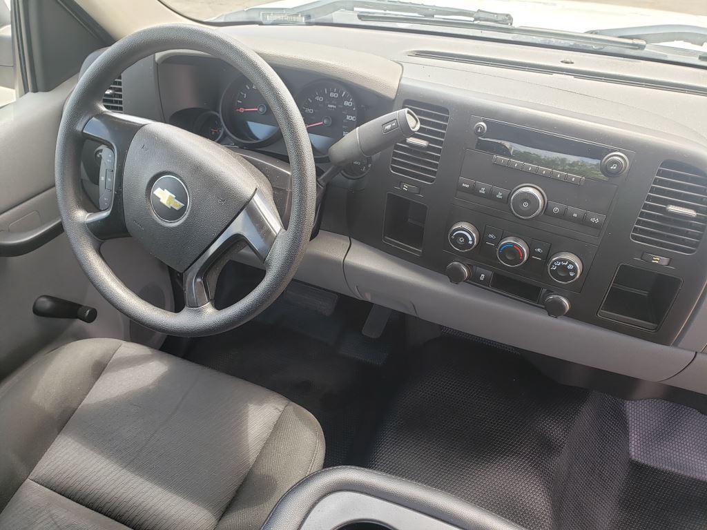 2012 Chevrolet Silverado 1500 Work Truck photo