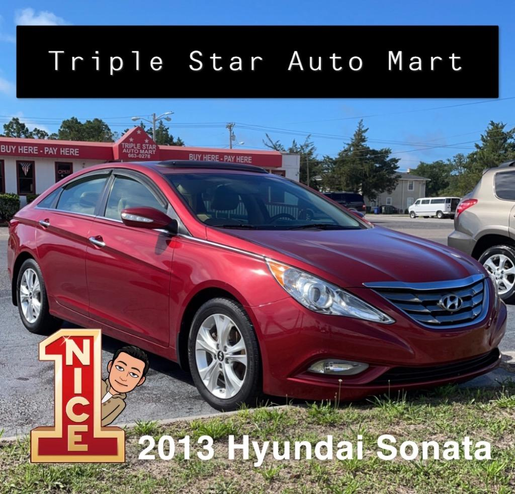2013 Hyundai Sonata SE photo