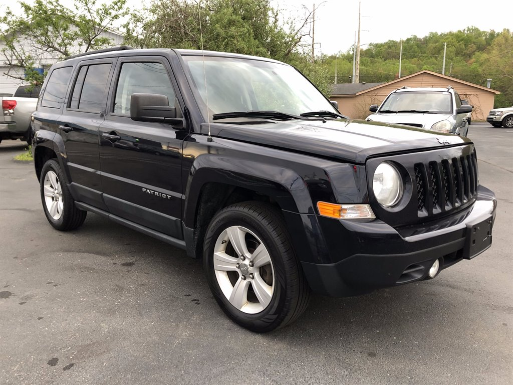 2011 Jeep Patriot Sport photo
