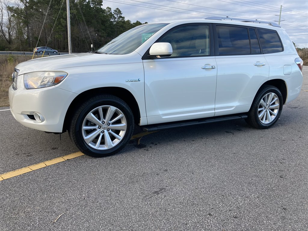 2010 Toyota Highlander Hybrid Limited photo