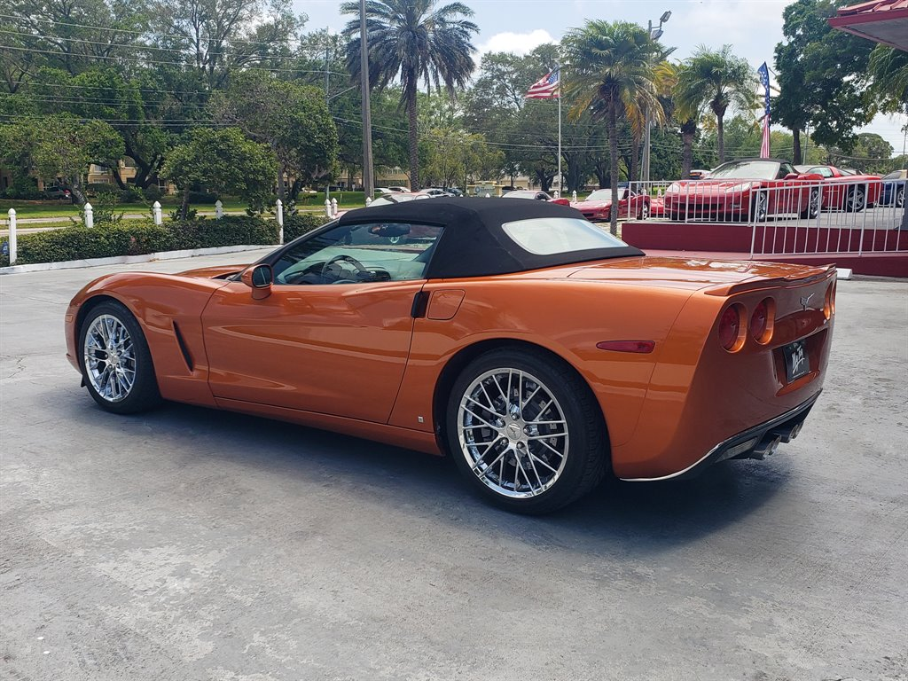 2008 Chevrolet Corvette photo
