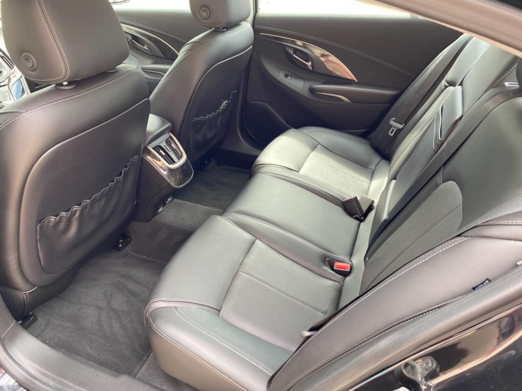 2015 Buick LaCrosse Premium photo