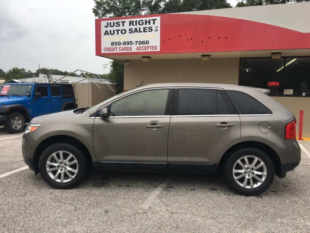 The 2014 Ford Edge Limited photos