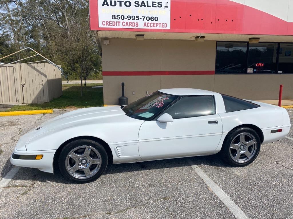 1995 Chevrolet Corvette photo