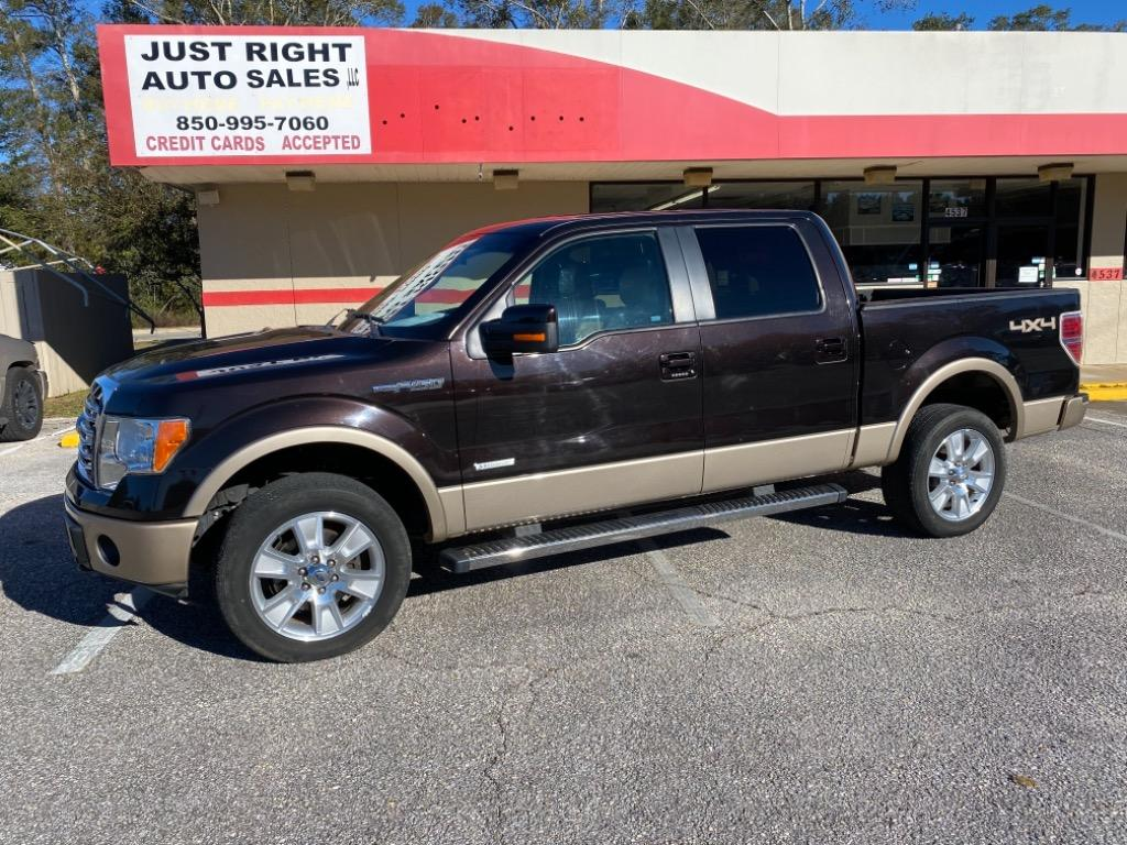 2013 Ford F-150 Lariart photo