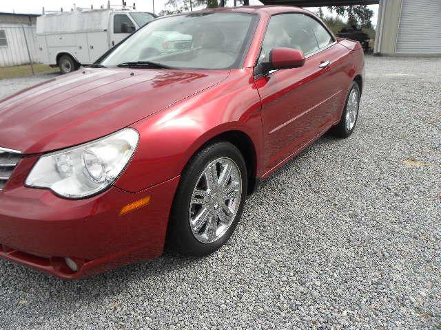 2008 Chrysler Sebring Limited photo