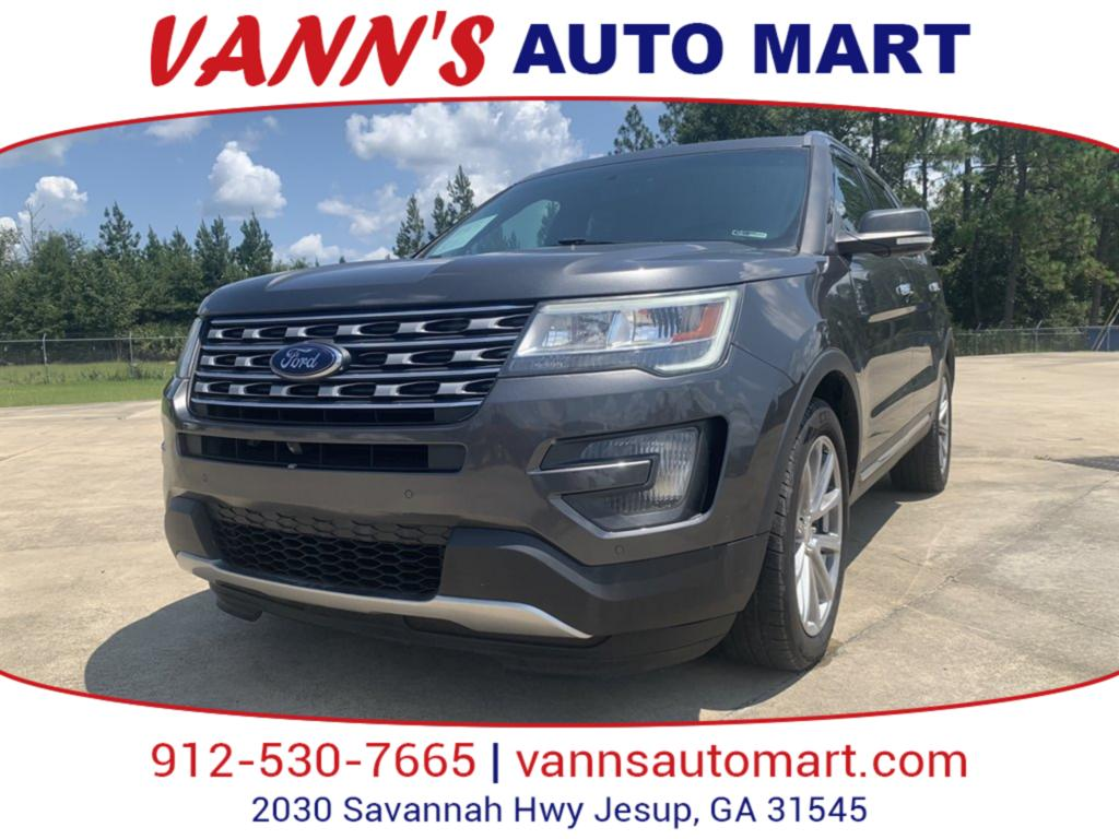 2016 Ford Explorer Limited photo
