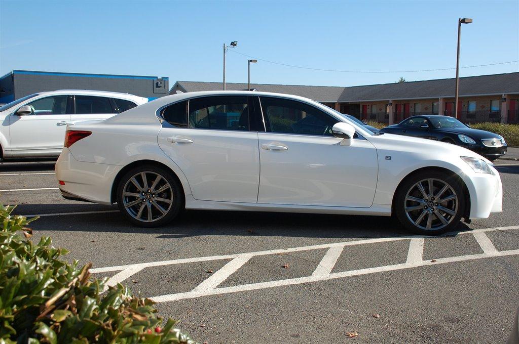 2013 Lexus GS 350 photo
