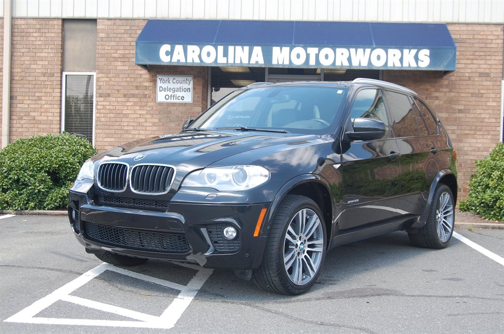 2013 BMW X5 xDrive35i photo