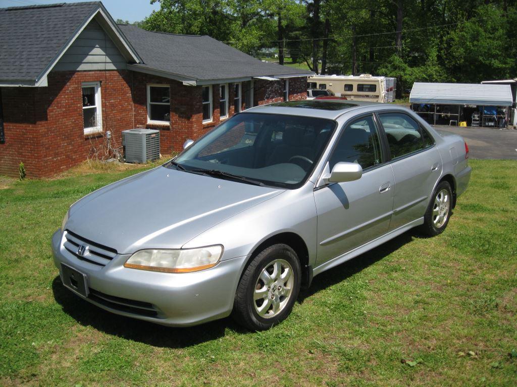 2001 Honda Accord EX photo
