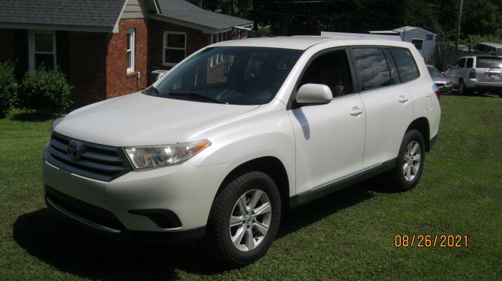 2012 Toyota Highlander photo