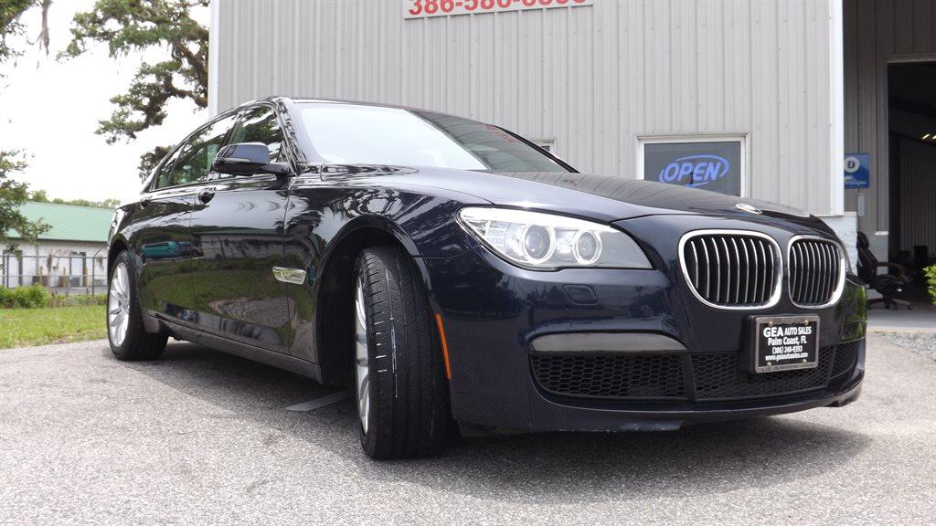 2015 BMW 7-Series 740lxi M Sport photo