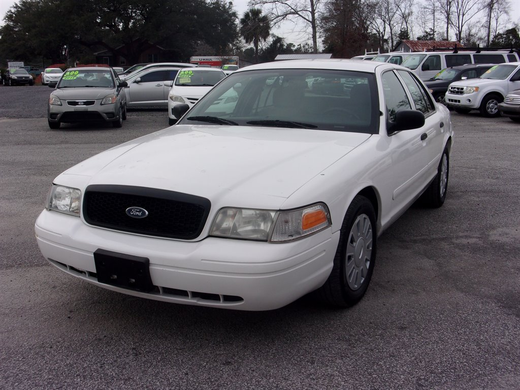 2008 Ford Crown Victoria Police Interceptor photo