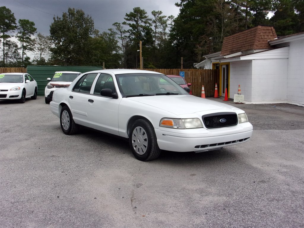 2009 Ford Crown Victoria Police Interceptor photo