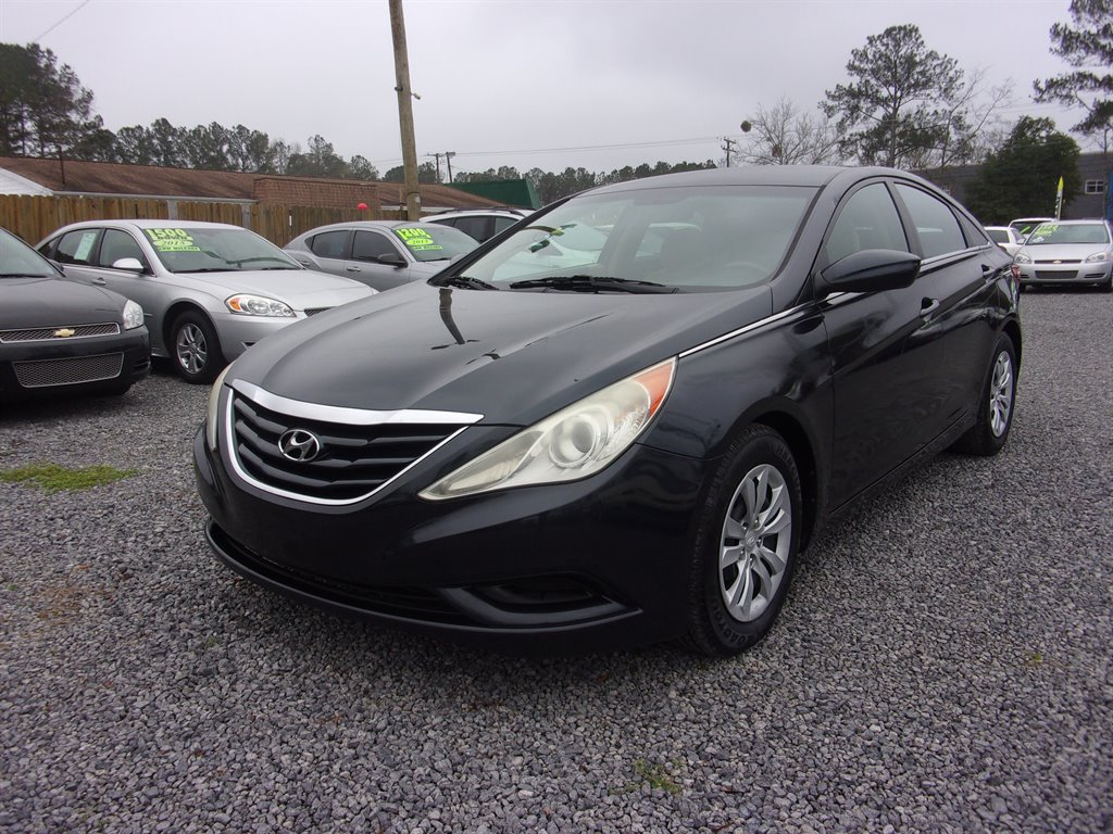 2011 Hyundai Sonata GLS photo