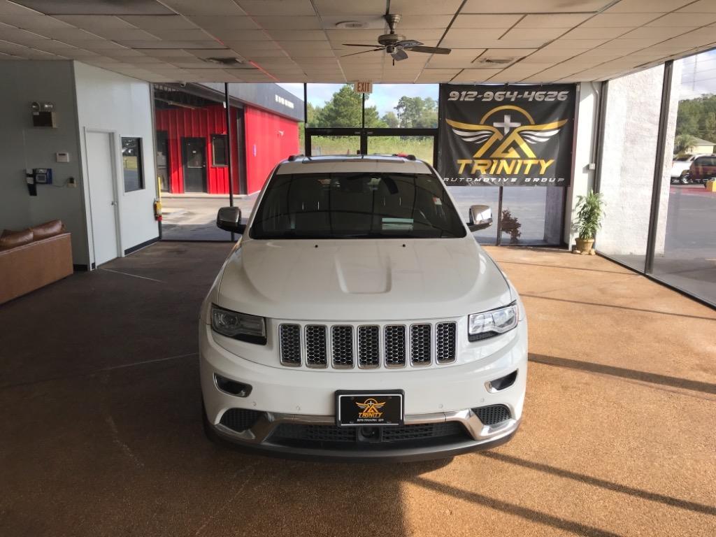 2014 Jeep Grand Cherokee Summit photo