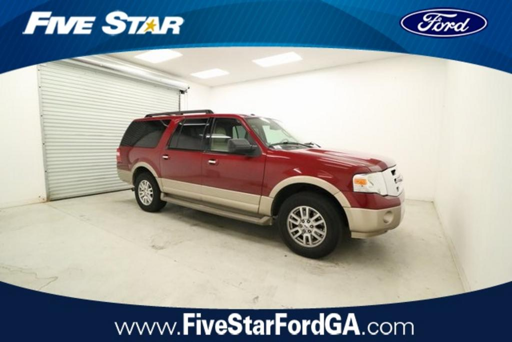 2014 Ford Expedition EL King Ranch photo