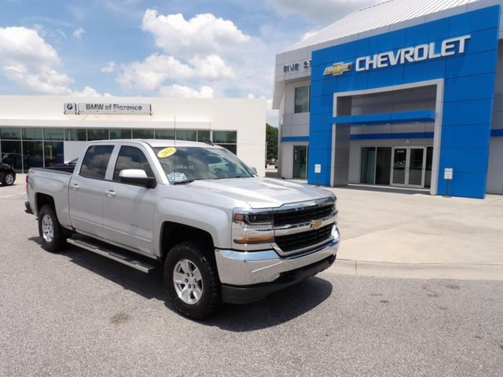 2018 Chevrolet Silverado 1500 LT photo