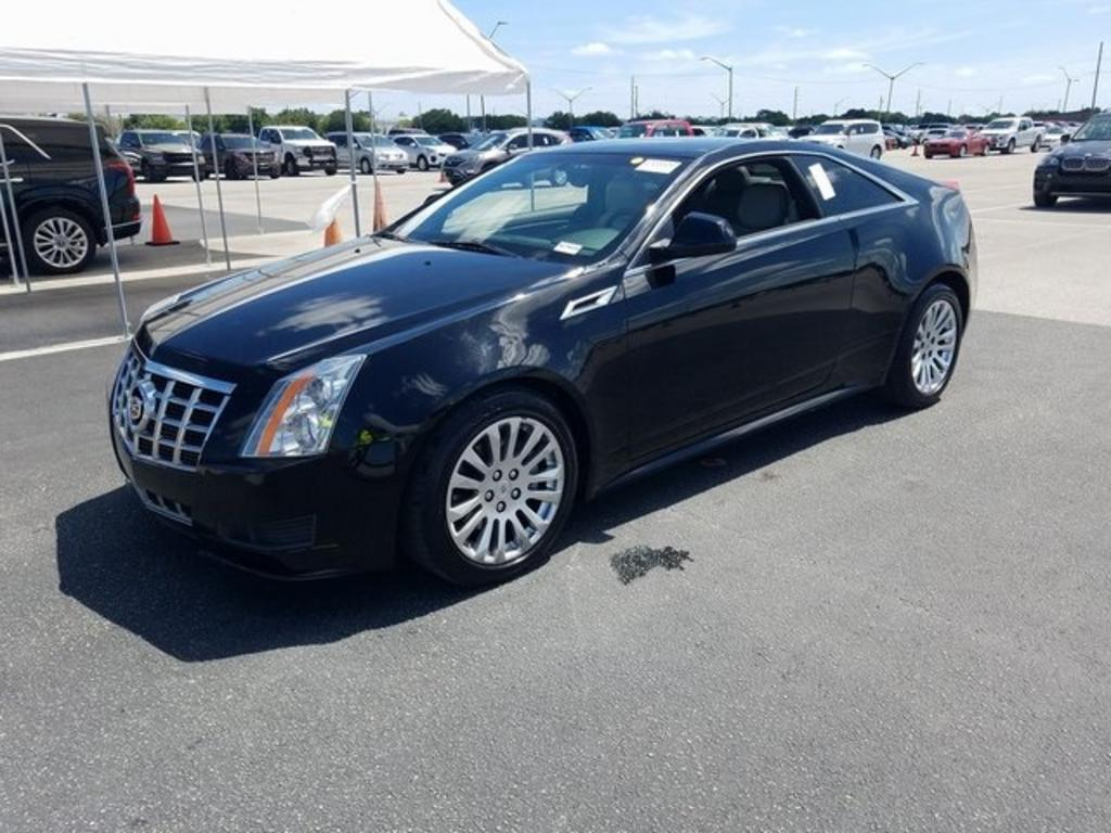 2014 Cadillac CTS 3.6L photo