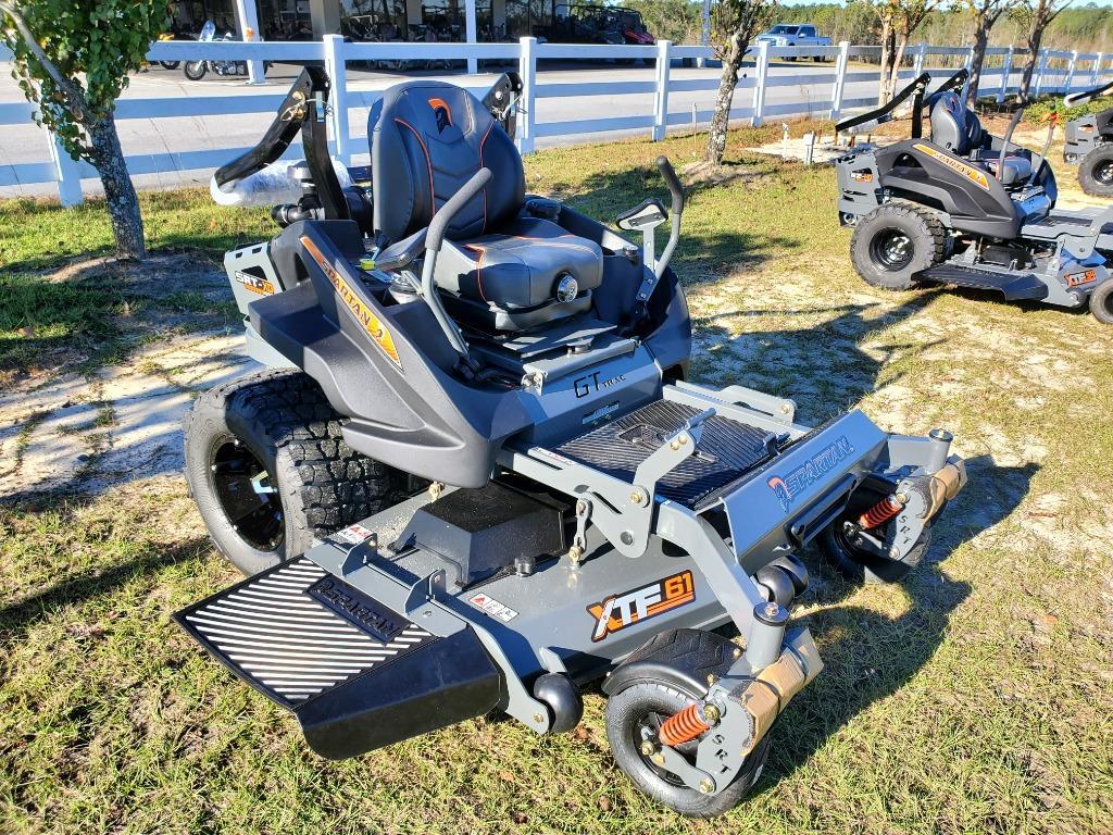 The 2021 Spartan SRT XD 61 Ssxd161896v8 photos