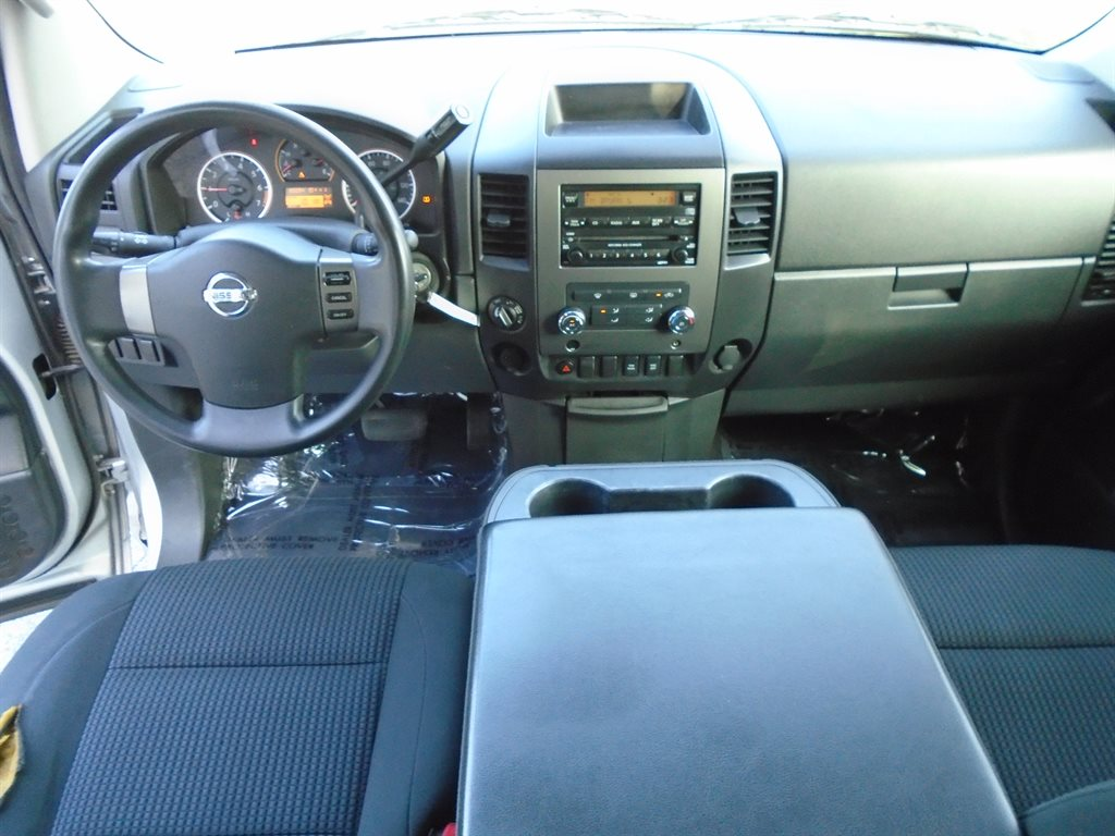 The 2011 Nissan Titan S