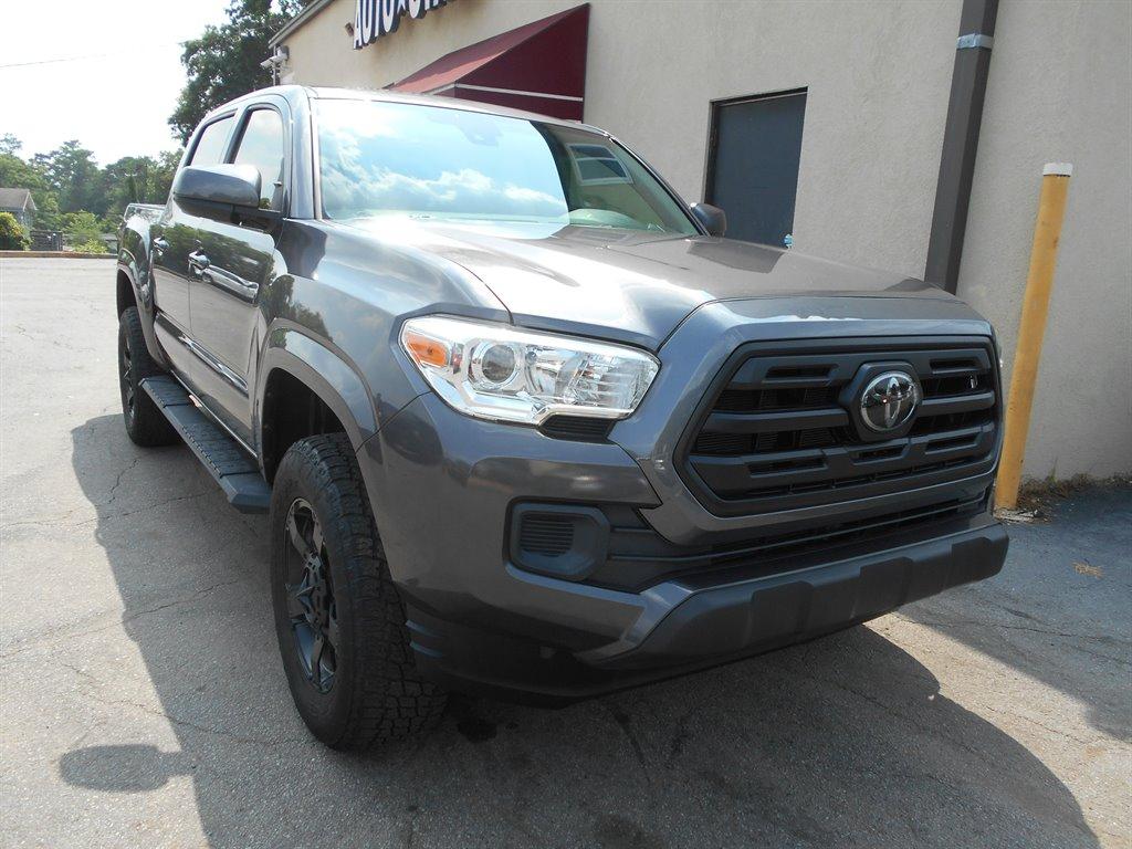 2018 Toyota Tacoma Xf photo