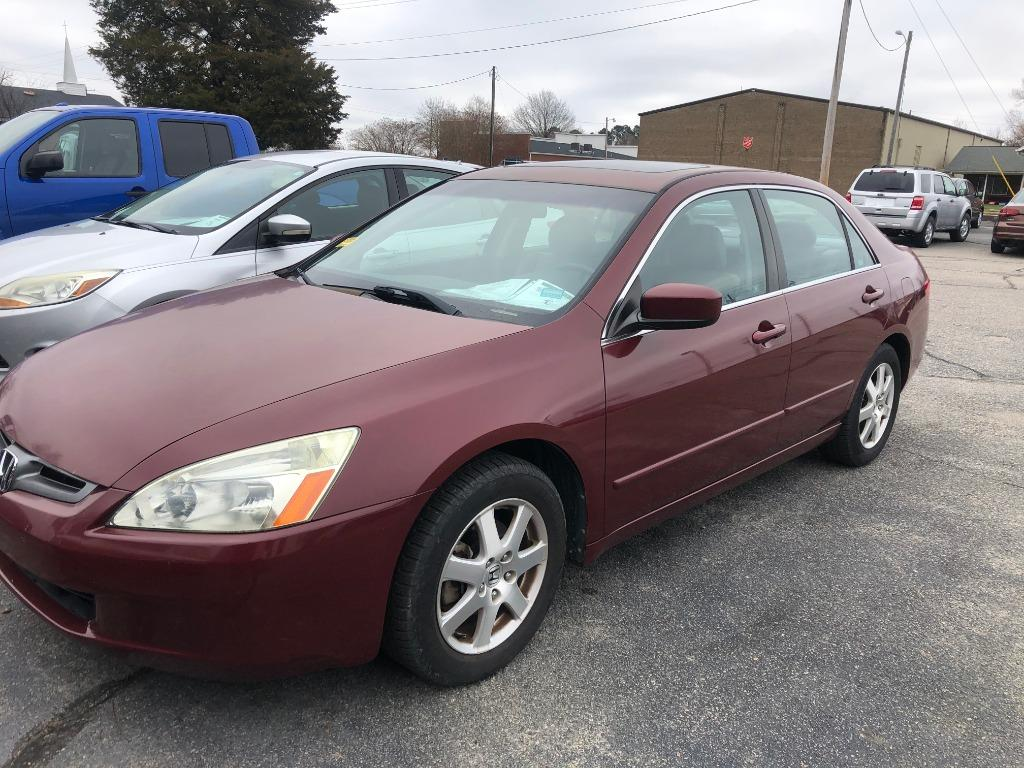2005 Honda Accord EX photo