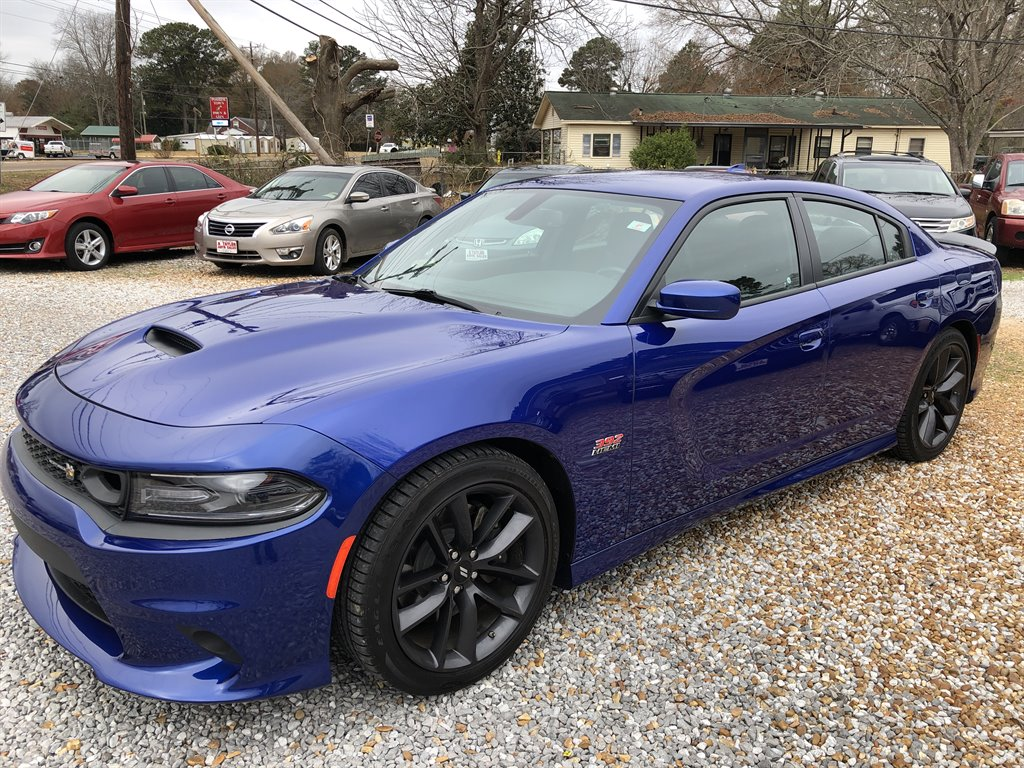 2019 Dodge Charger Scat Pack photo