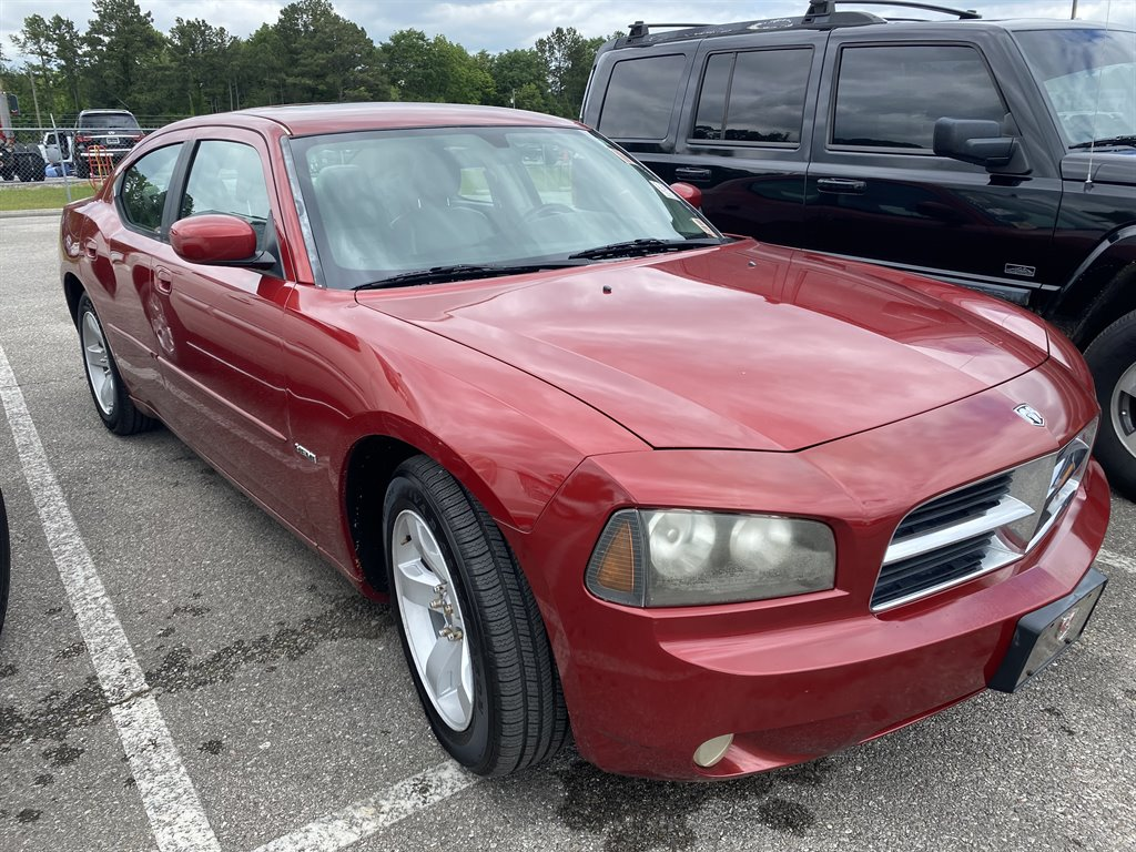 2007 Dodge Charger RT photo