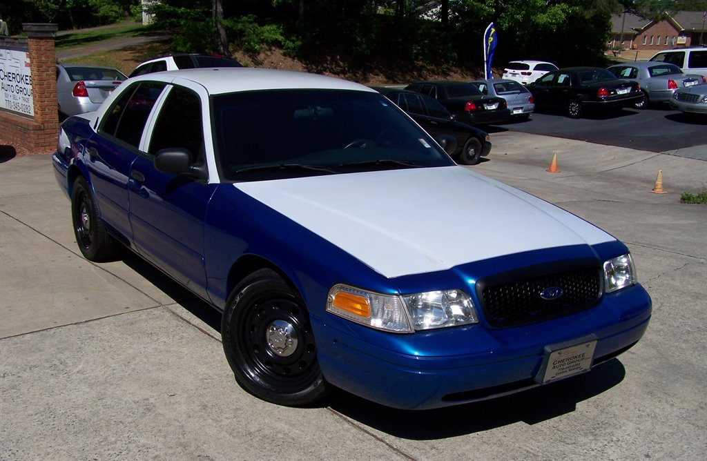 2006 Ford Crown Victoria Police Interceptor photo