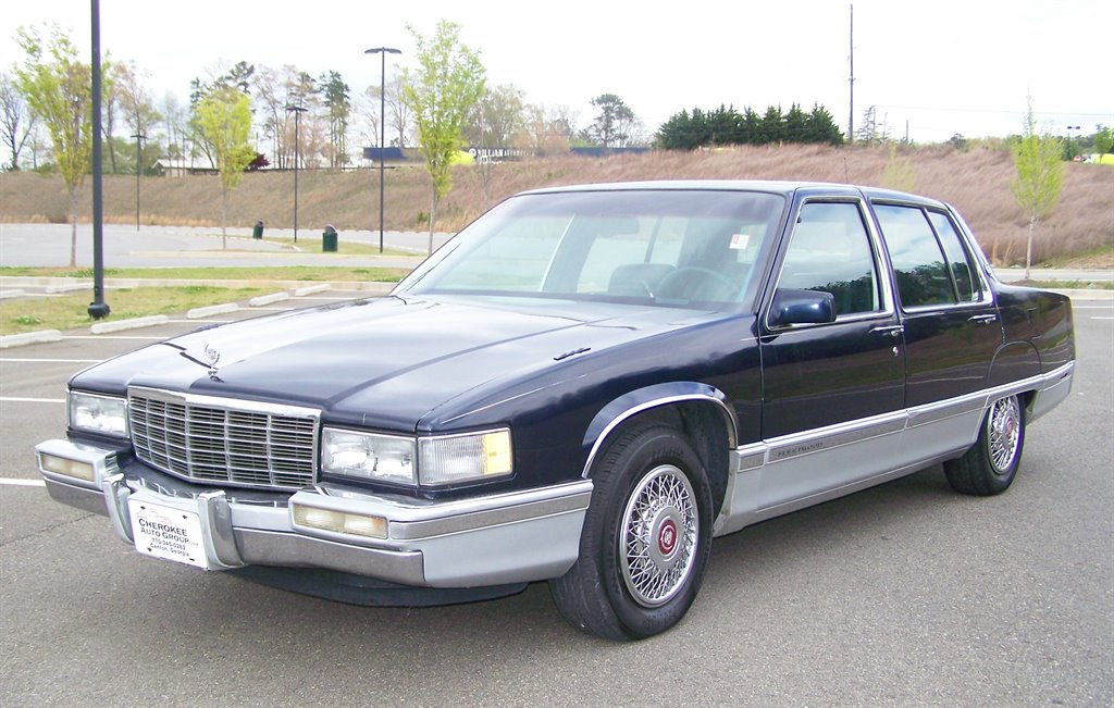 1992 Cadillac Fleetwood Sixty Special