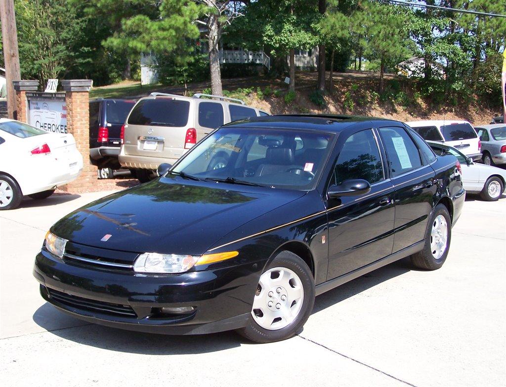 2001 Saturn L-Series L300 photo