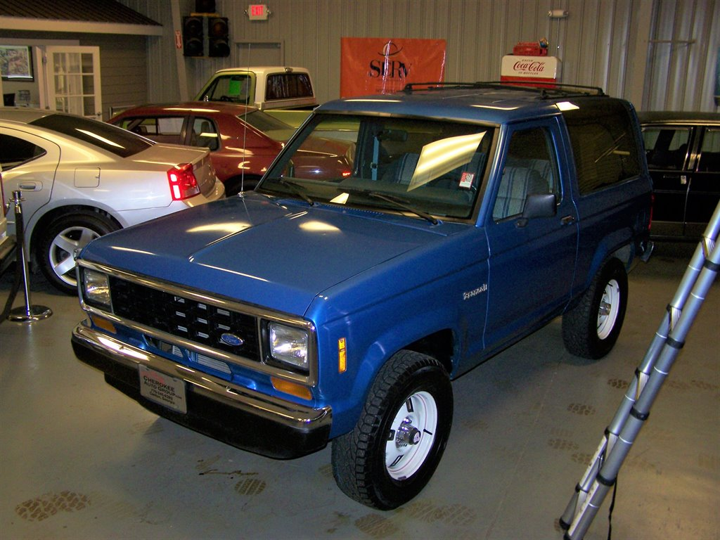 1987 Ford Bronco II XL