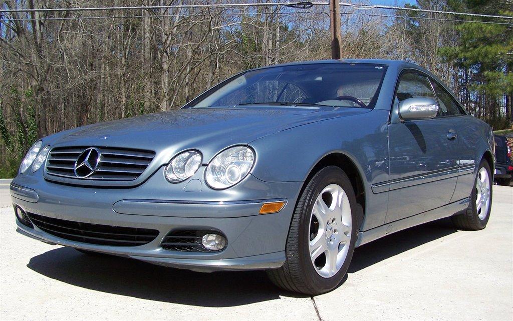 2005 Mercedes-Benz CL-Class CL500 photo