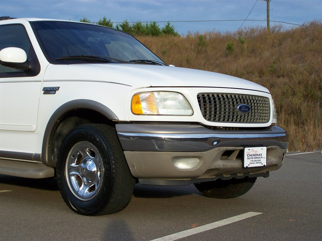 The 2002 Ford Expedition Eddie Bauer