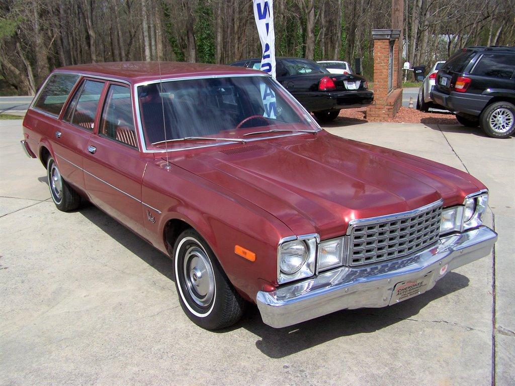 1978 Dodge Spirit