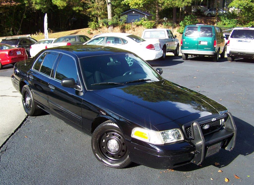2010 Ford Crown Victoria Police Interceptor photo