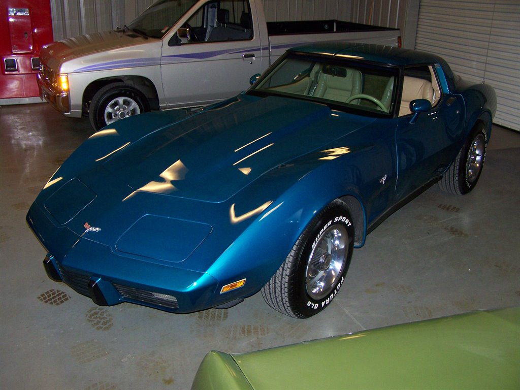 1979 Chevrolet Corvette T-TOP 350 4-BBL photo