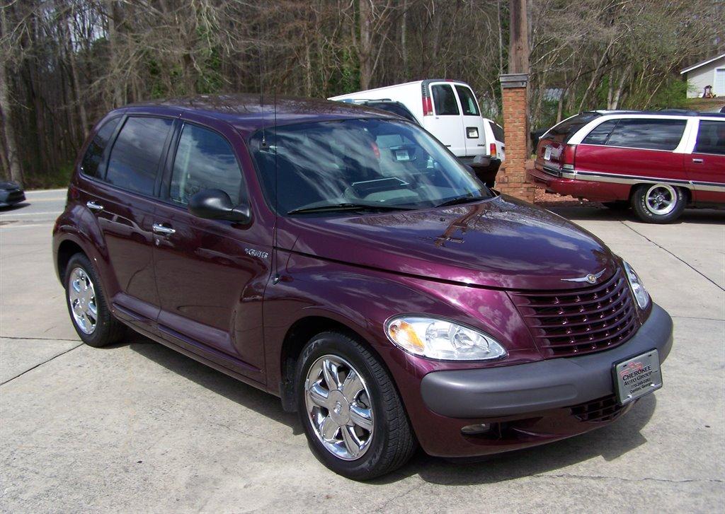 2002 Chrysler PT Cruiser Touring Edition photo