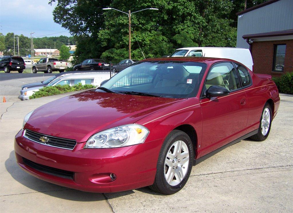 2006 Chevrolet Monte Carlo LT photo