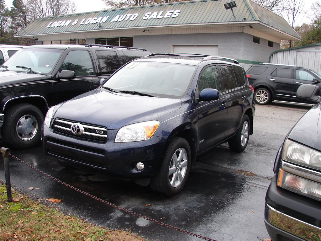 2007 Toyota RAV4 Limited photo