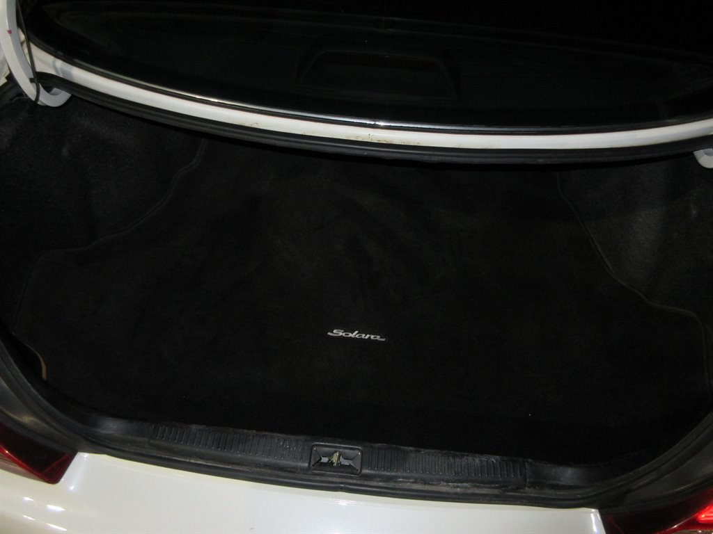 2001 Toyota Camry Solara SE photo