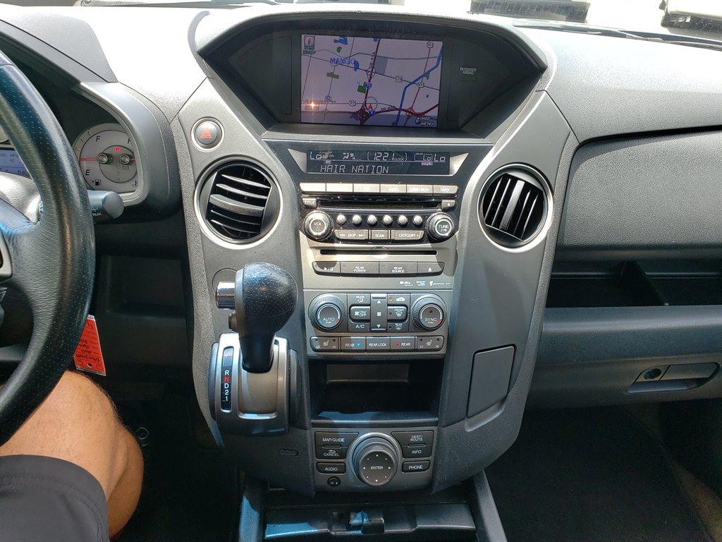 2013 Honda Pilot Touring photo