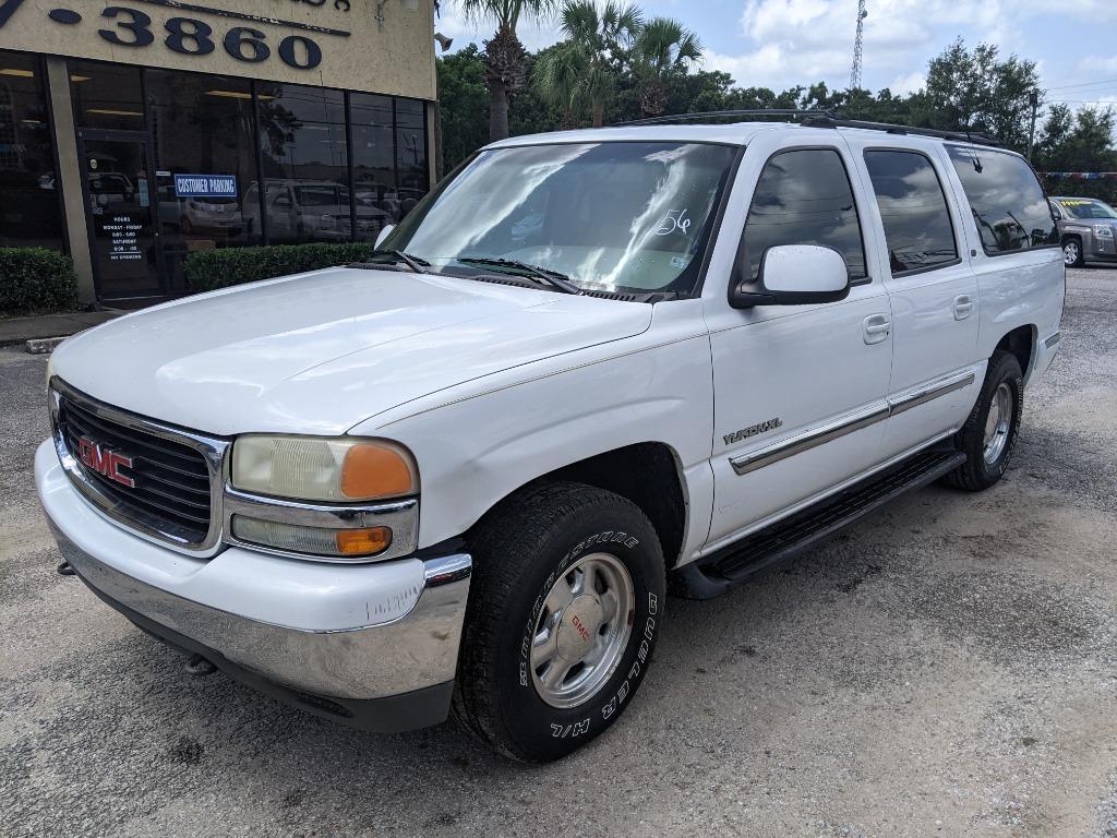 2001 GMC Yukon XL 1500 SLE photo