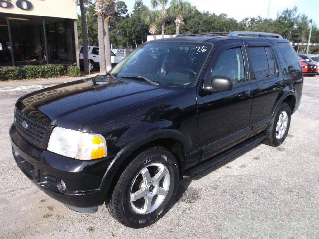 2003 Ford Explorer Limited photo