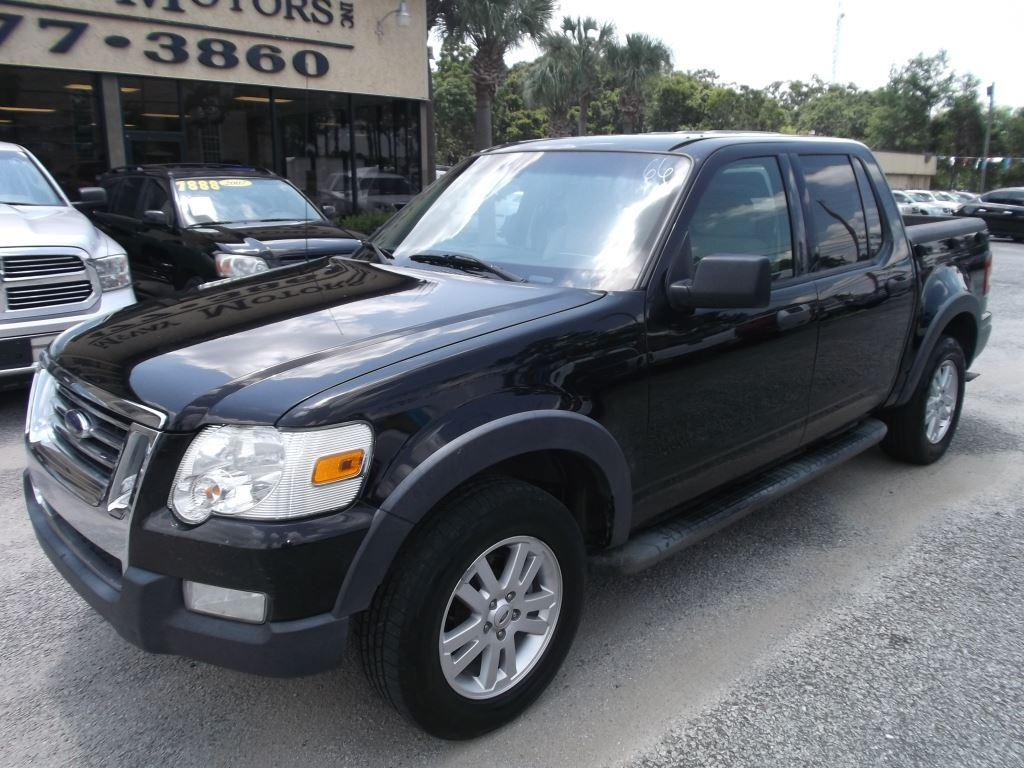 2008 Ford Explorer Sport Trac XLT photo