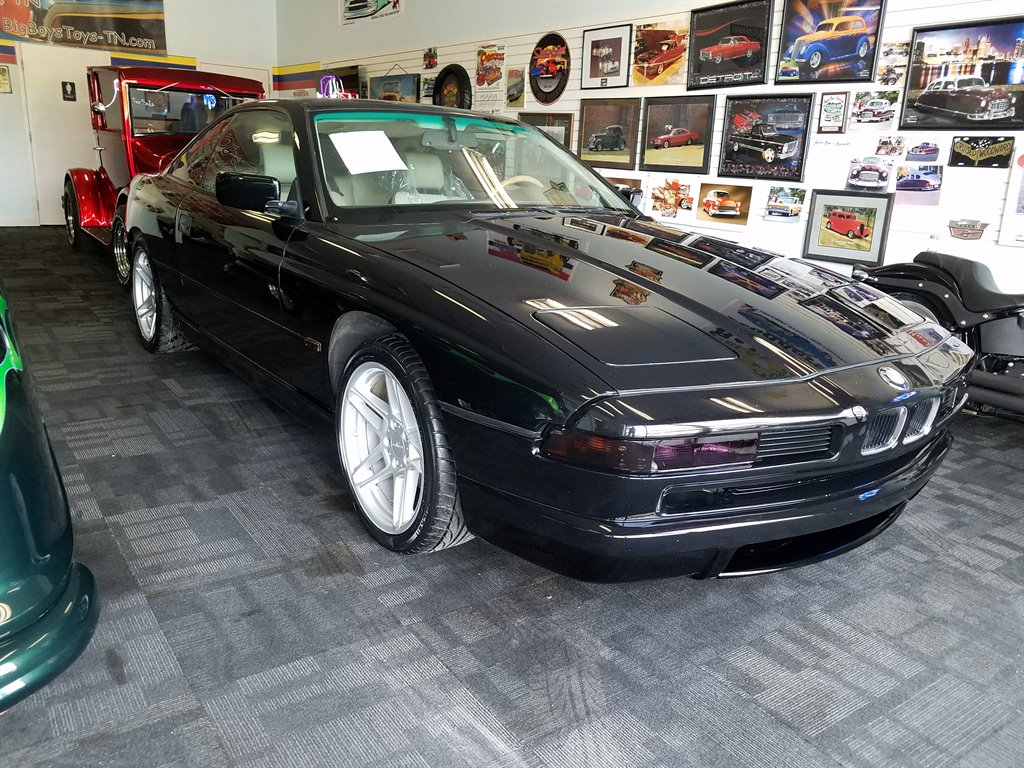 1995 BMW 8-Series 840Ci photo