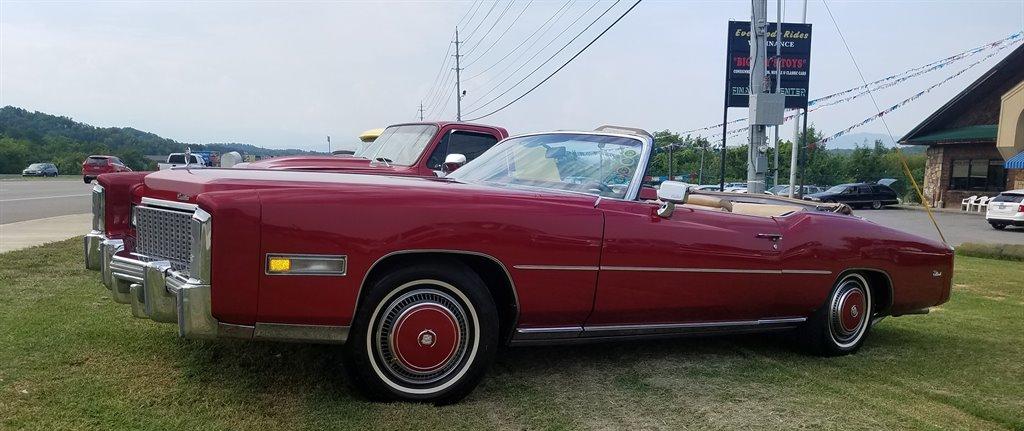 1976 Cadillac Allante